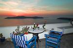 VILLA LUKAS, Traditionell möblierte Wohnungen, Imerovigli, Santorini, Cyclades