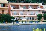 GALINI ON SEA, Rooms & Apartments, Corfu - Lefkimmi National Road, Benitses, Kerkyra, Kerkyra